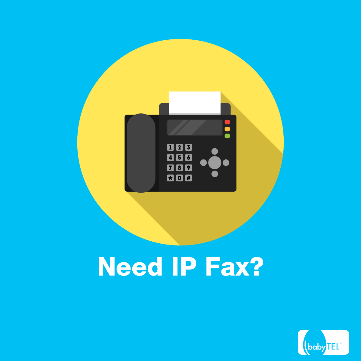 Need IP Fax?